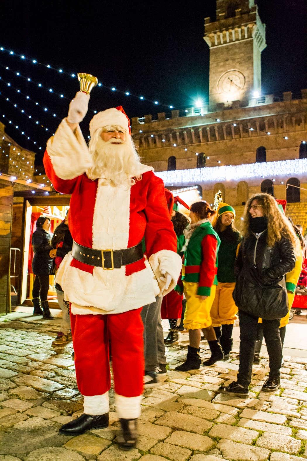 Via al Villaggio di Natale a Montepulciano: tutti gli eventi da sabato fino al 6 Gennaio