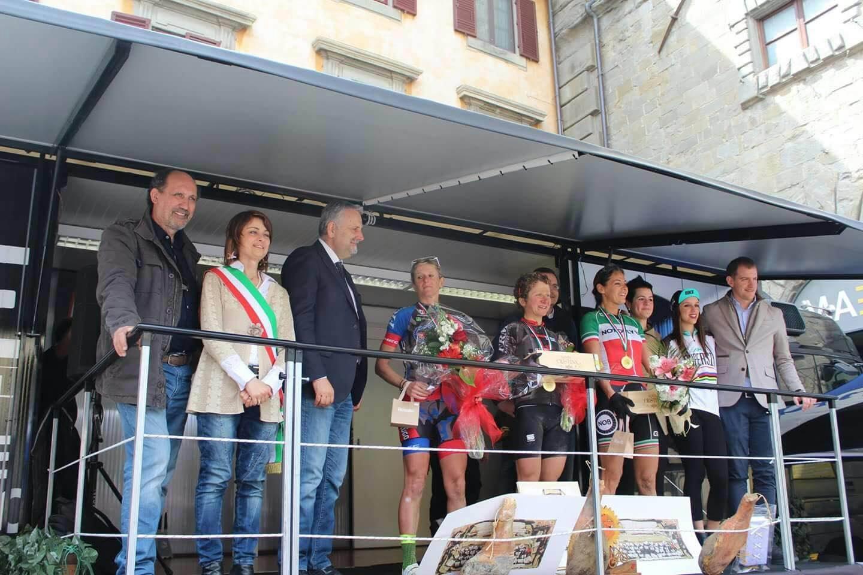 Circuito MTB 'Supersix bike channel', Cortona ospita la cerimonia di premiazione