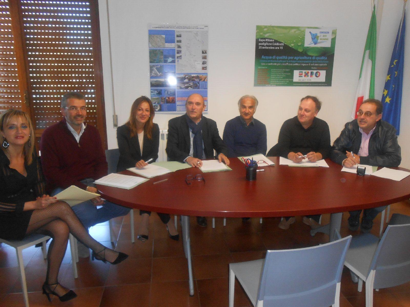 Rischio idrogeologico, Consorzio e aziende agricole insieme per la tutela del territorio