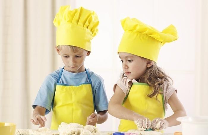 'Piccoli chef' in azione a Terontola