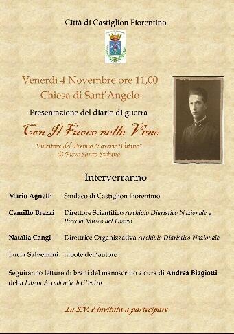 La famiglia Salvemini protagonista per un giorno a Castiglion Fiorentino