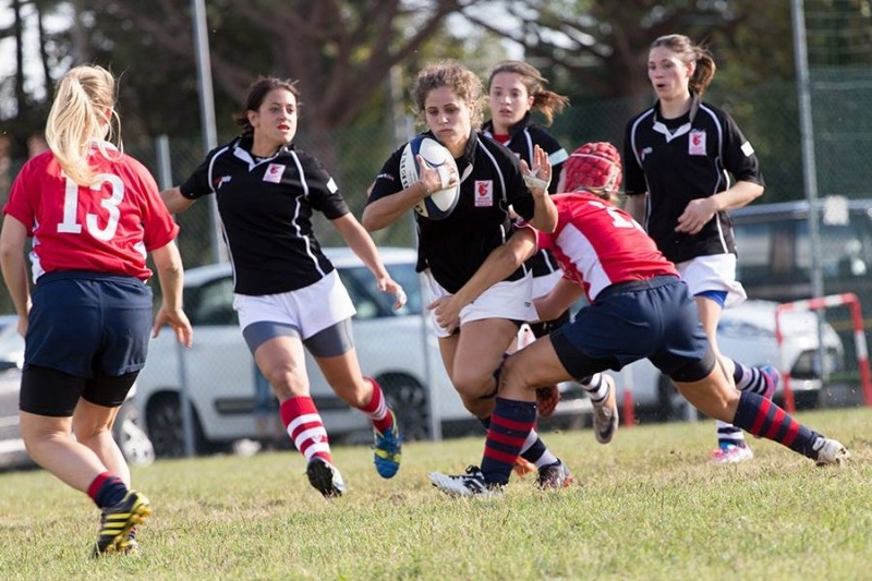 Rugby, tornano alla vittoria le Donne Etrusche