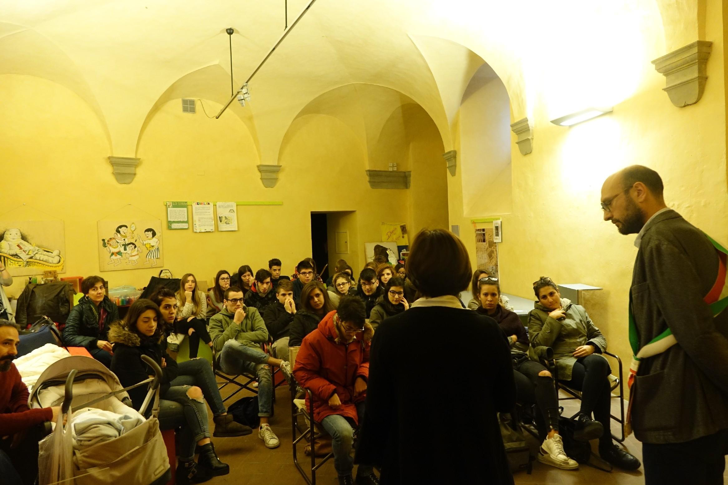Esperienza per riflettere su beni culturali e disabilità a Palazzo Casali