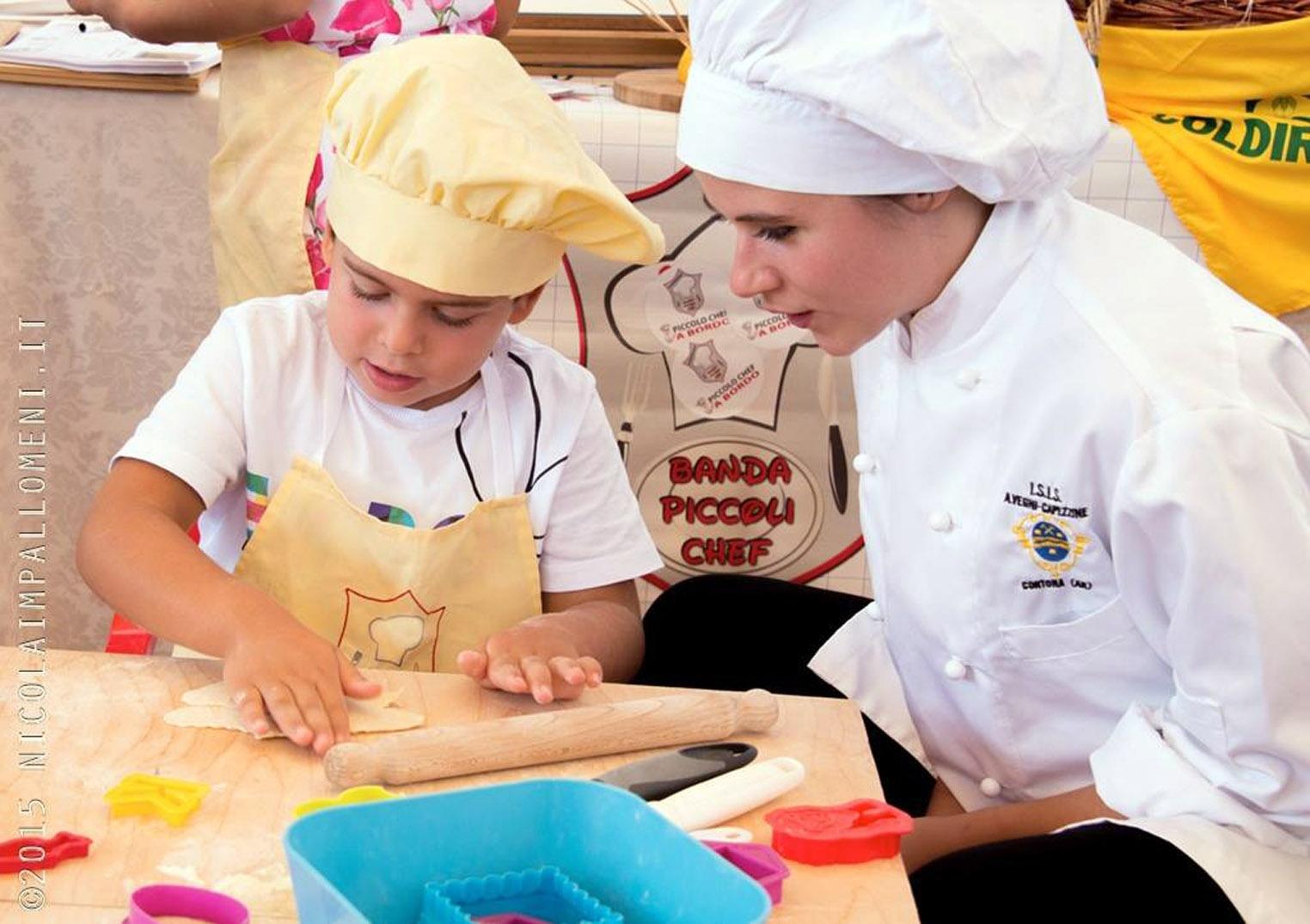 I ragazzi delle scuole protagonisti alla Festa dell'Olio a Lucignano