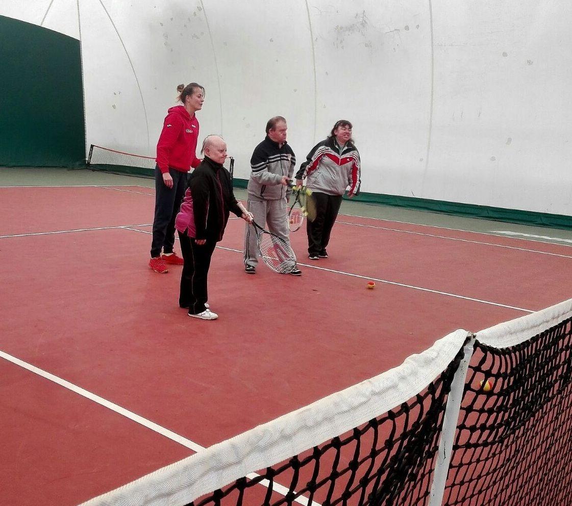 'Viva il Tennis', un set point per l'inserimento dei giovani disabili