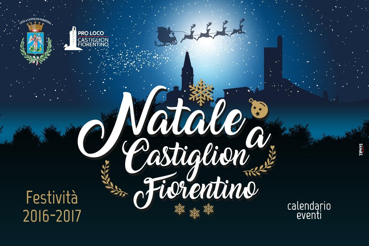 'Luce su Castiglion Fiorentino', ecco gli appuntamenti per il Natale