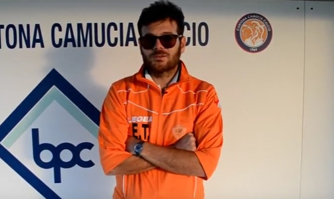 Cronache arancioni: quattro chiacchiere con Enrico Testini.