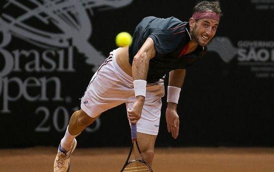 Luca Vanni torna in alto: in finale nel Challenger di Brescia