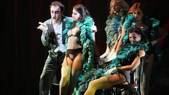 'Cabaret'... è tutta un'altra cosa!