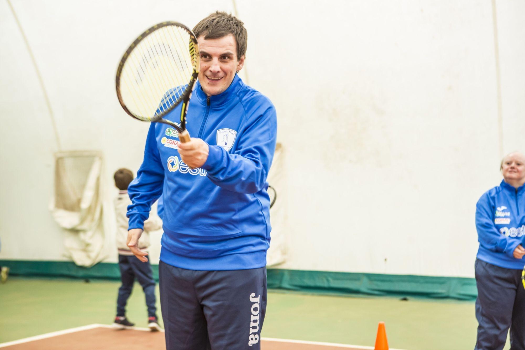 'Viva il Tennis', dallo sport un progetto di inclusione sociale