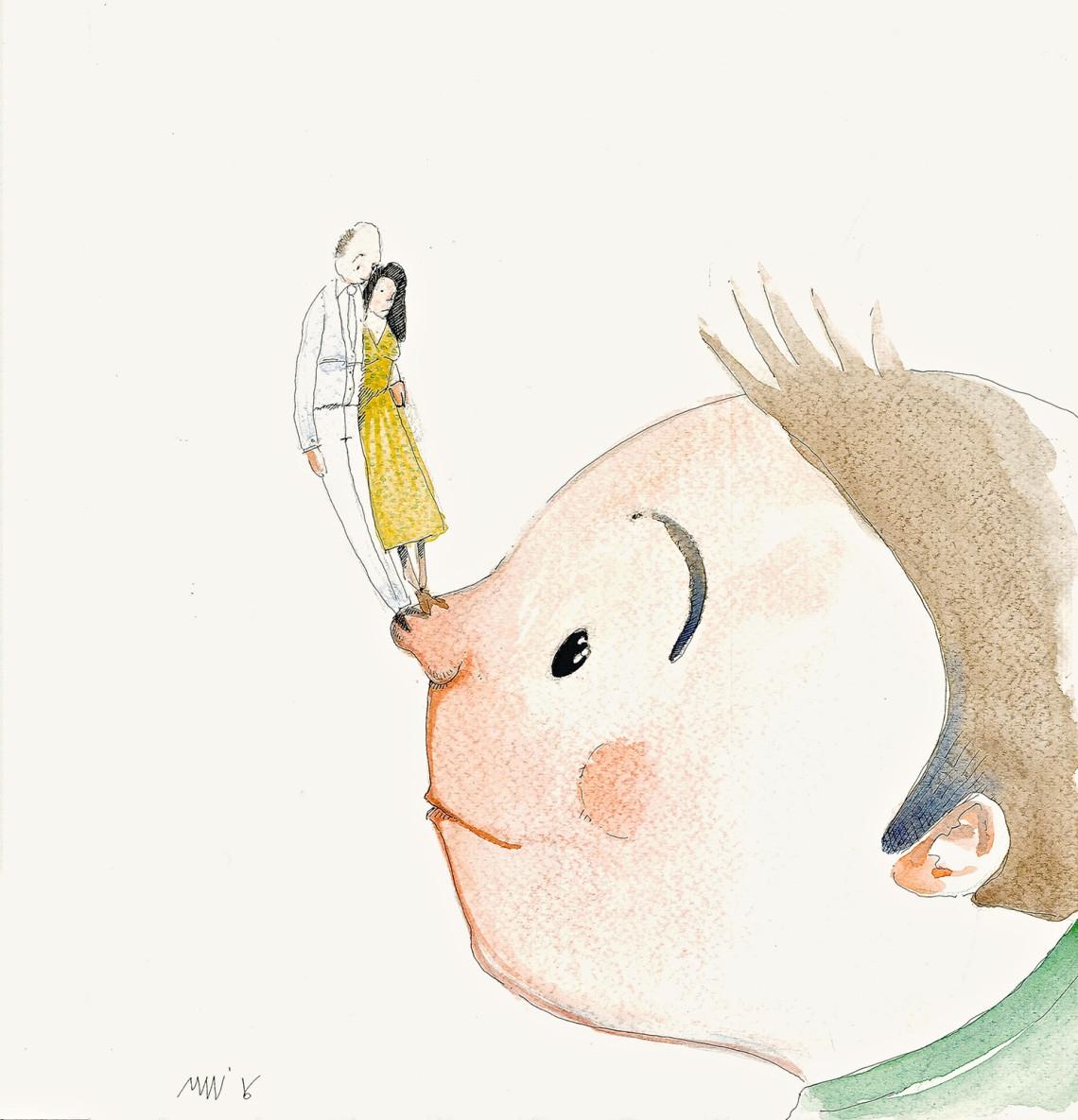 Allo 'Spina' di Castiglion Fiorentino lo spettacolo 'Con il naso all'insù'