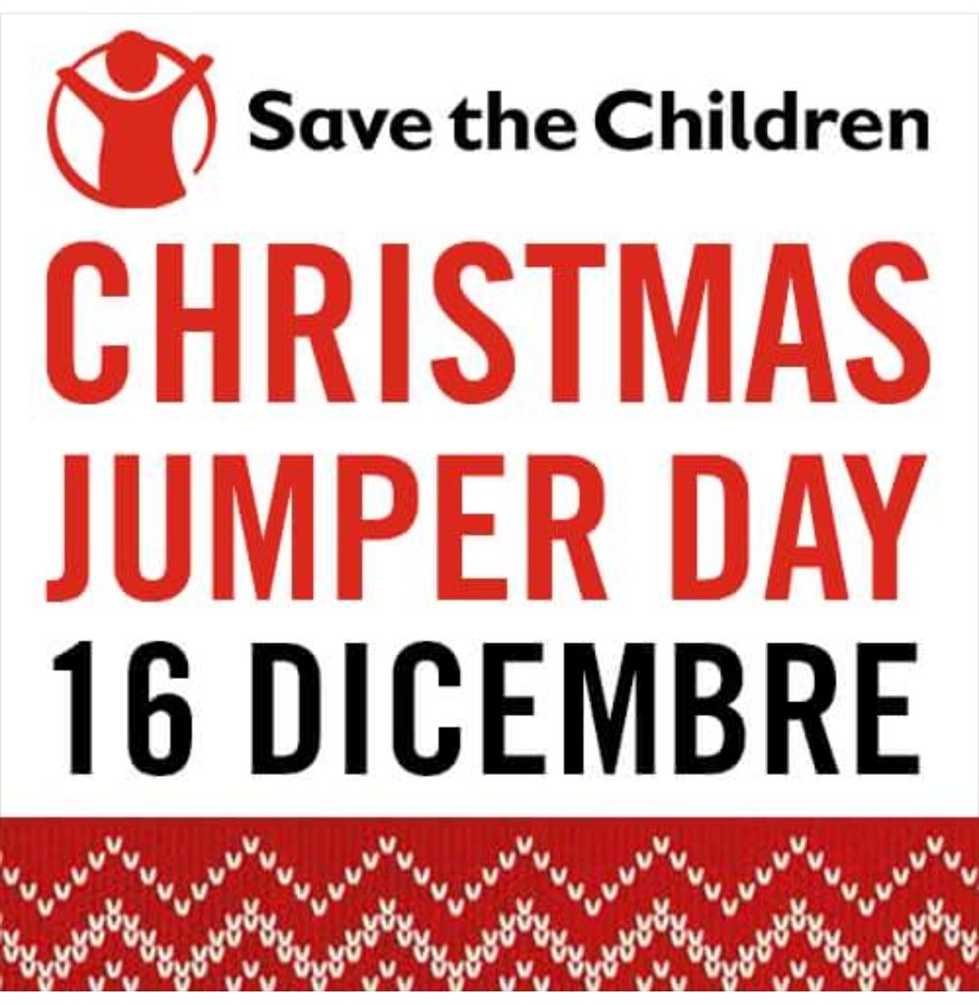 Castiglioni: al via per la prima volta in Italia il 'Christmas Jumper Day