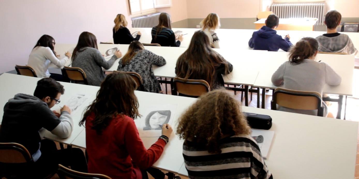 'Perchè ho scelto il Liceo Artistico', il video degli studenti