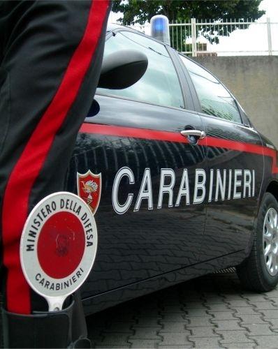 Controllo dei Carabinieri nei Cantieri a Lucignano