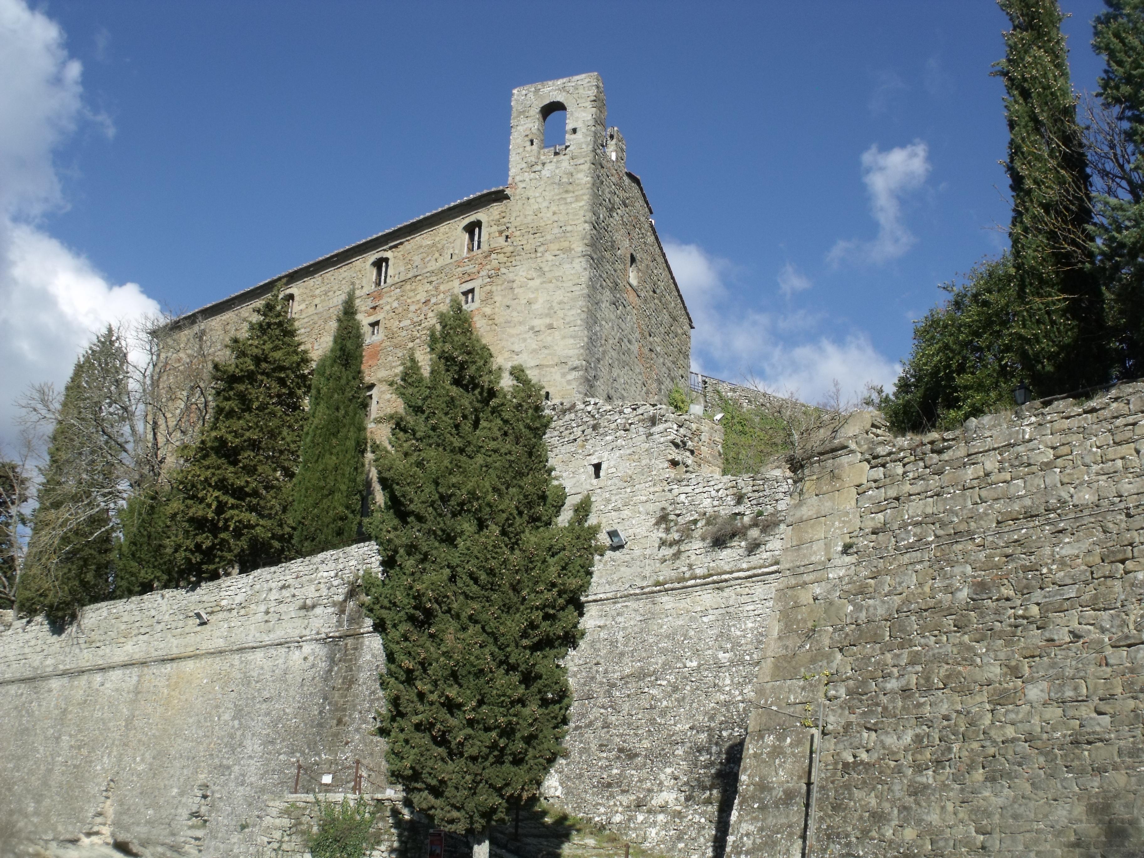 Cortona, lavori sulla Fortezza grazie al bando regionale 'Città Murate'
