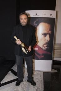 ROMA FILM FESTIVAL JEROBOAM BOTTEGA GOLD IN OMAGGIO A FRANCO NERO