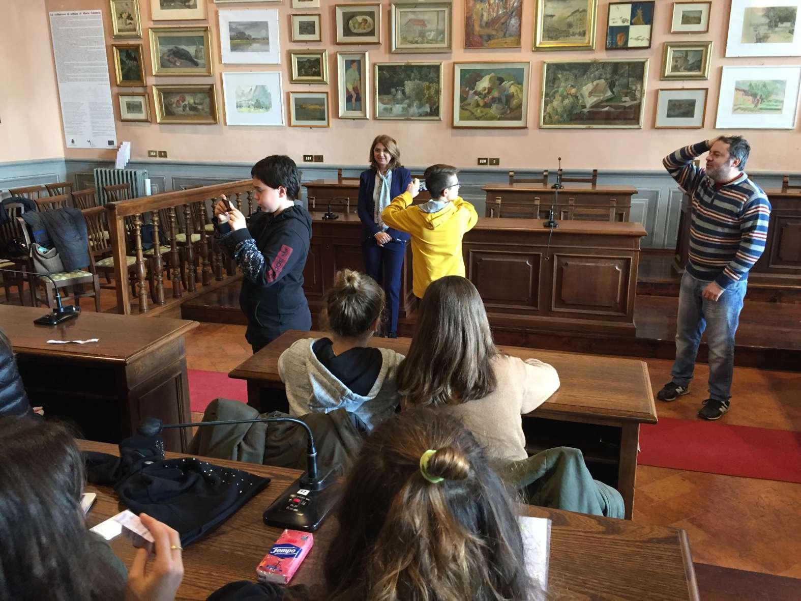 Il giornalismo entra nelle scuole di Montepulciano, studenti protagonisti