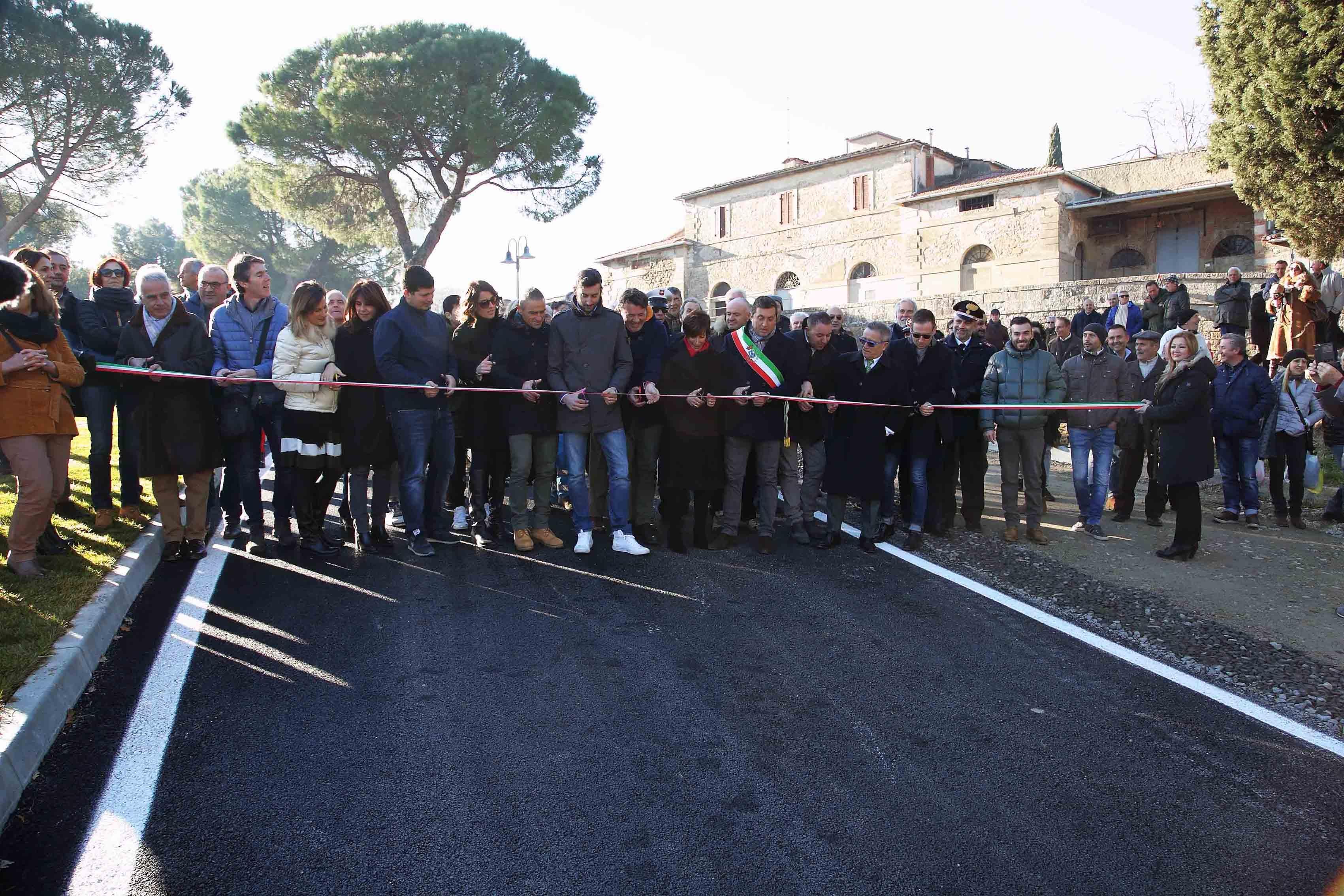 Castiglion Fiorentino: ecco la nuova variante di Via Codivilla