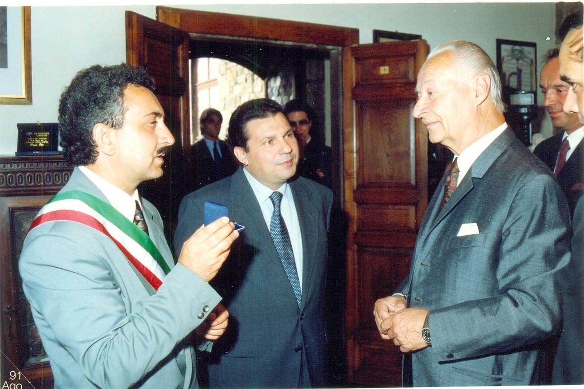 Scomparso Augusto Calvani, fu vice Sindaco di Cortona