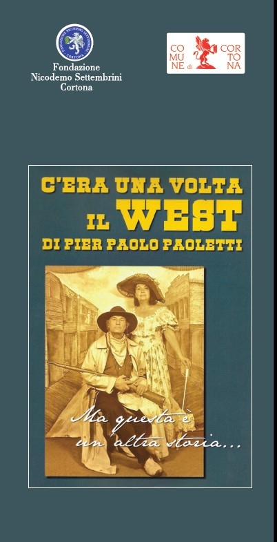 A Cortona Pier Paolo Paoletti presenta