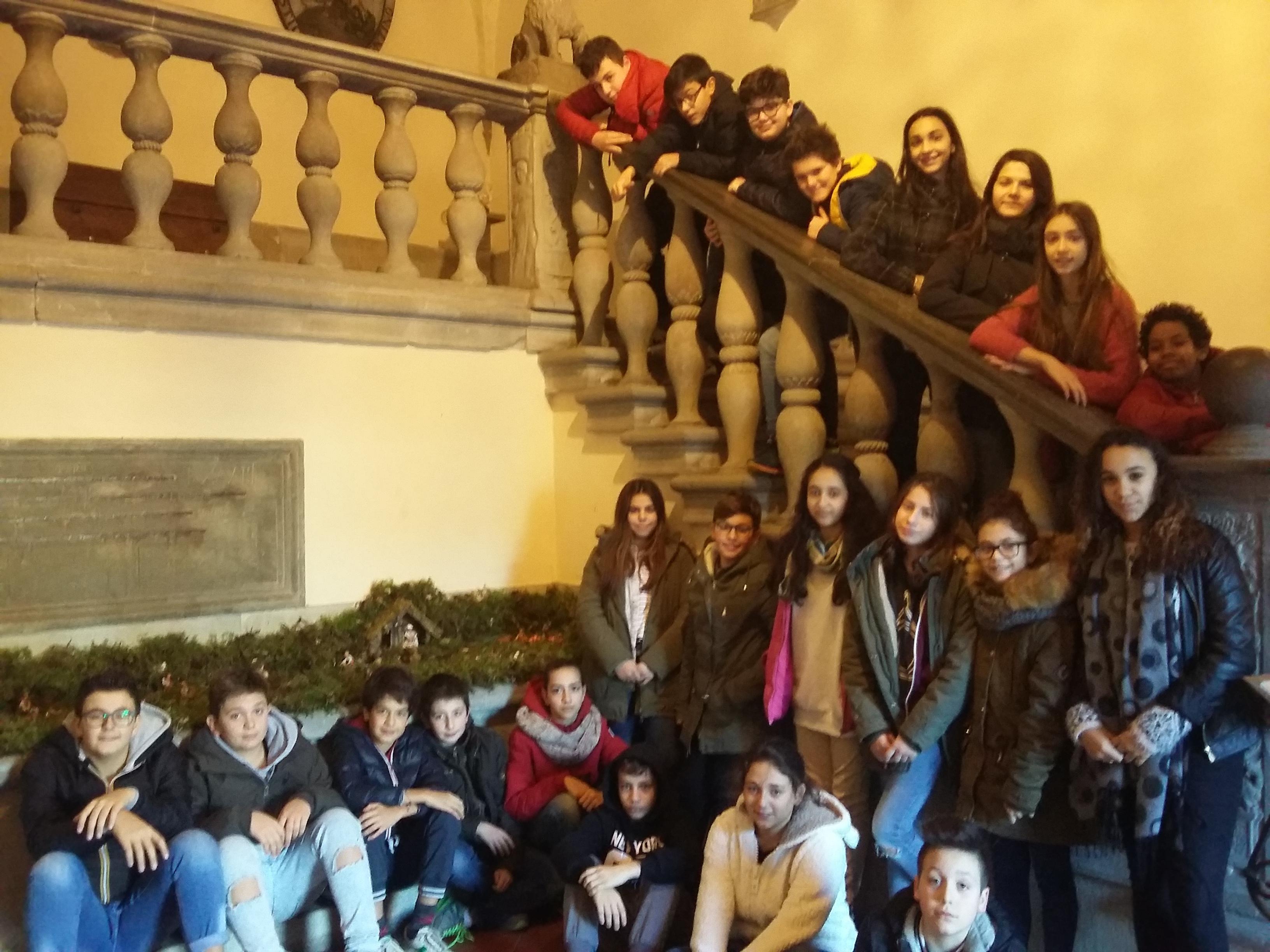 Castiglion Fiorentino: il Presepe arriva in Comune grazie agli studenti