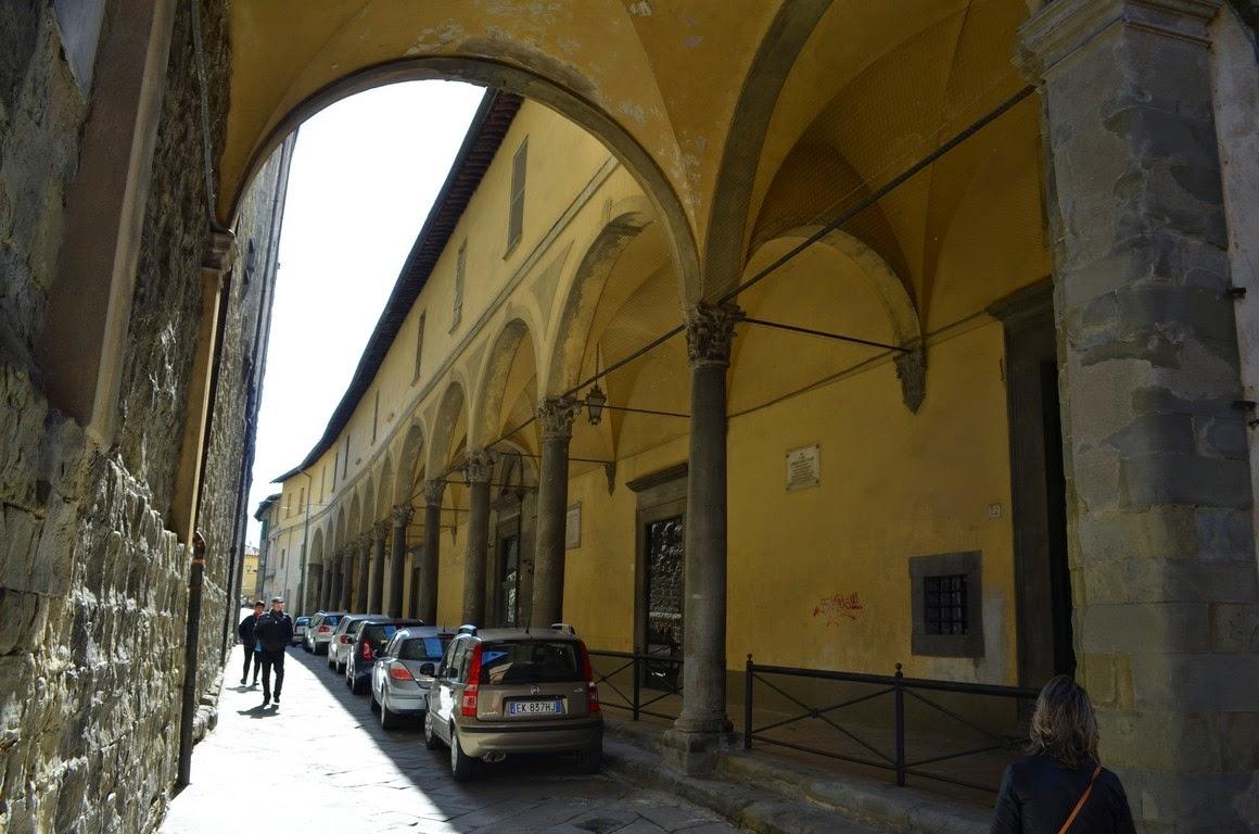 Vecchio Ospedale di Cortona... perchè non cercare investitori in Cina?