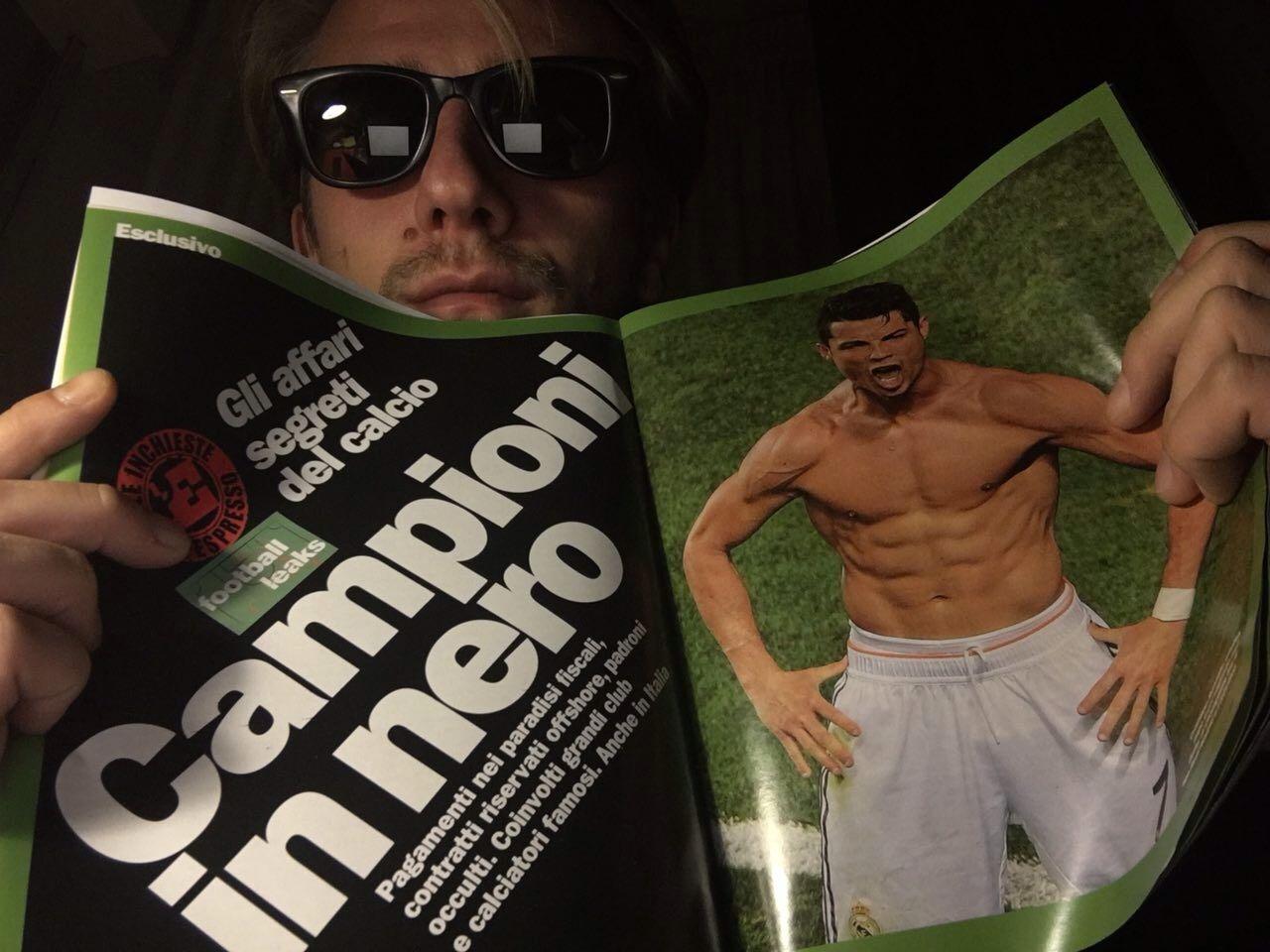Il Biondo e 'Football Leaks', un'inchiesta... stupefacente!