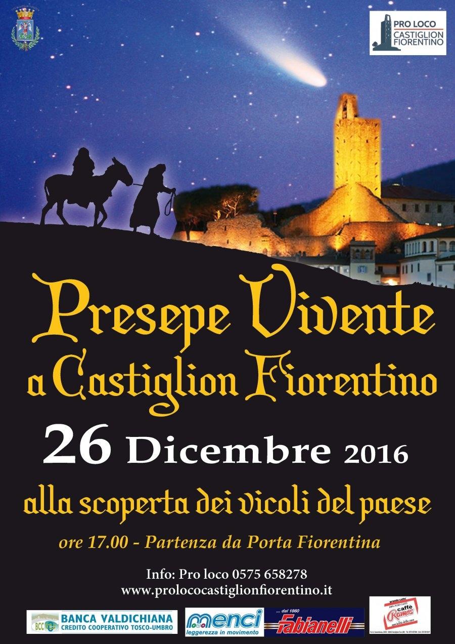 Torna il Presepe vivente a Castiglioni, oltre 300 i figuranti