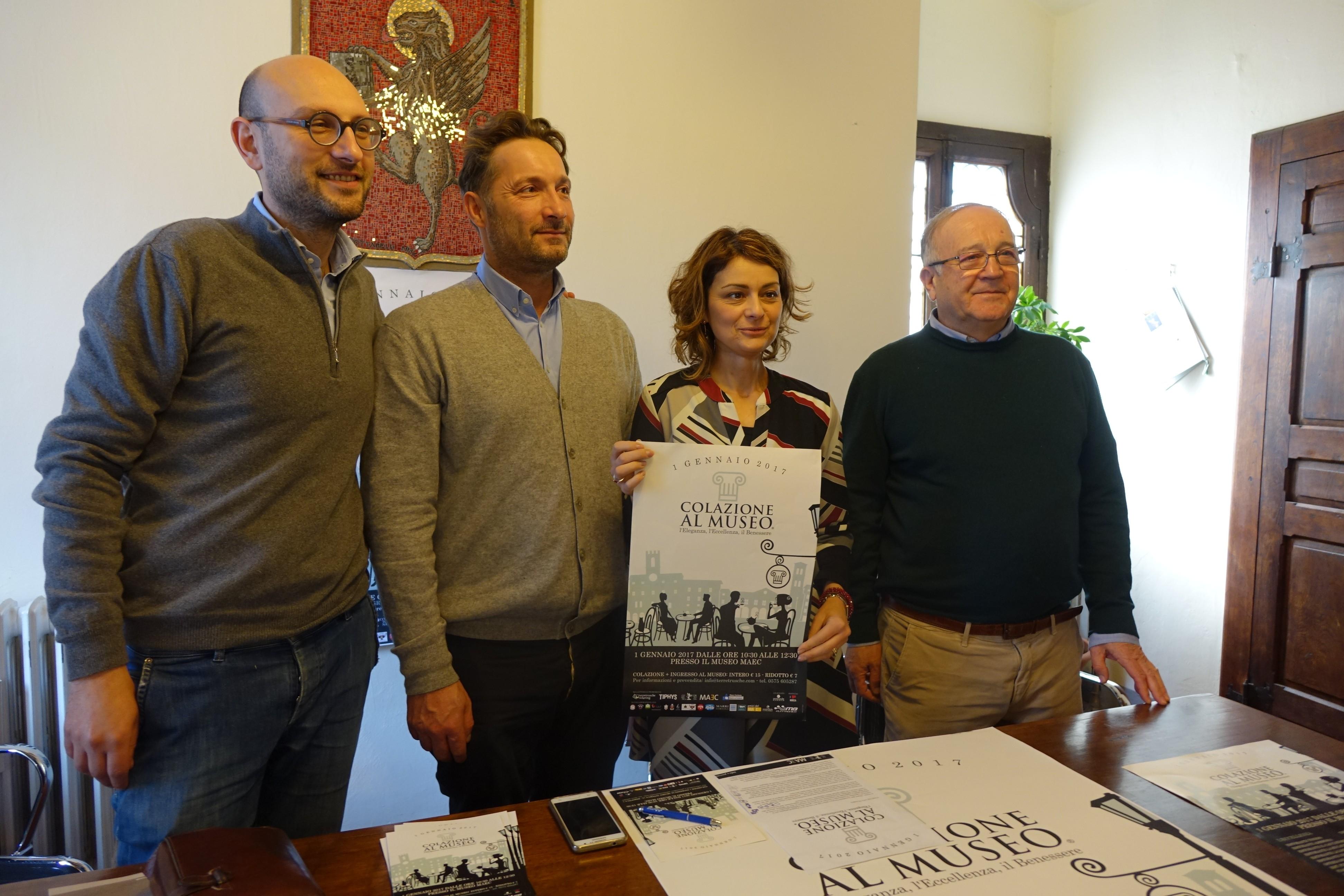 Capodanno a Cortona, dal gospel alla Colazione al Museo