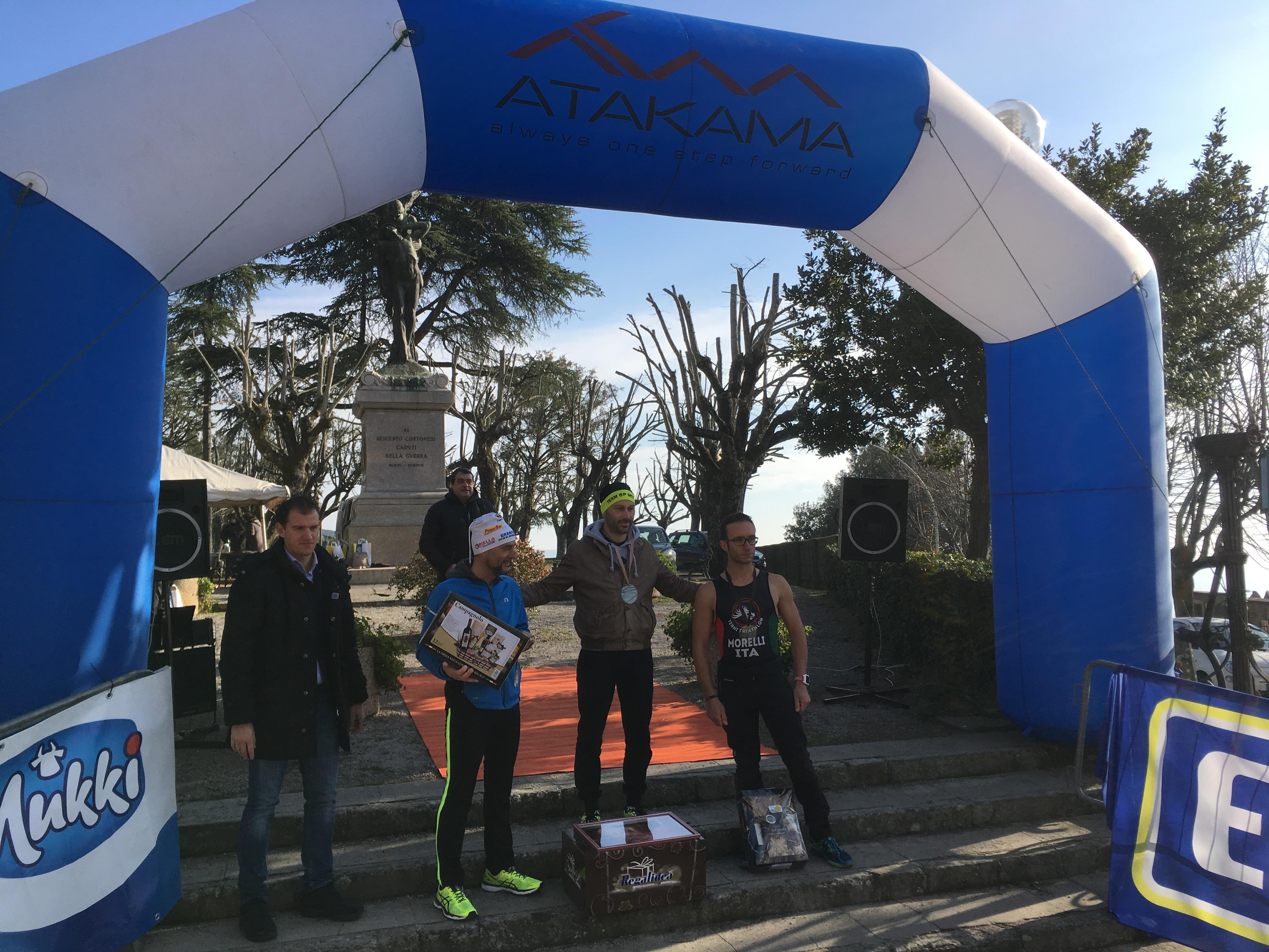 Duathlon Città di Cortona, una bella mattinata di sport e solidarietà
