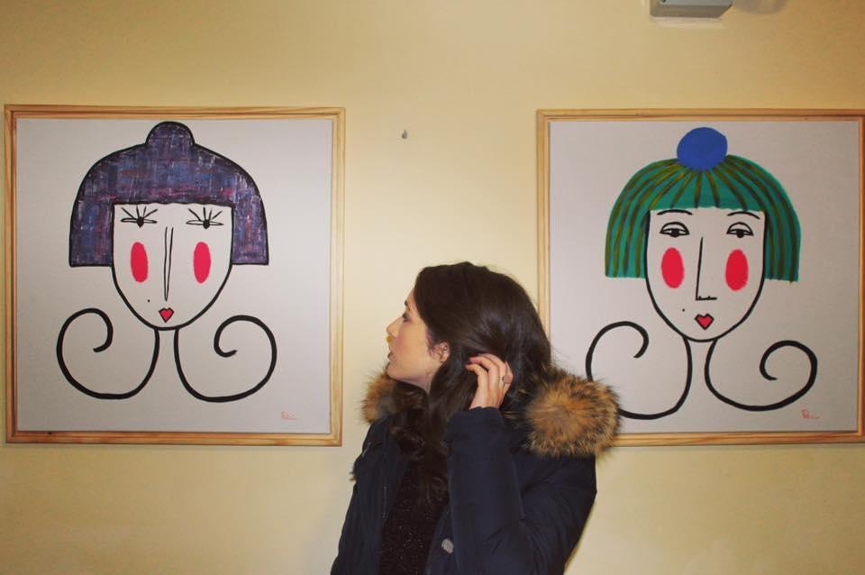 'Oriente', le opere di Francesco Felici in mostra a Terontola