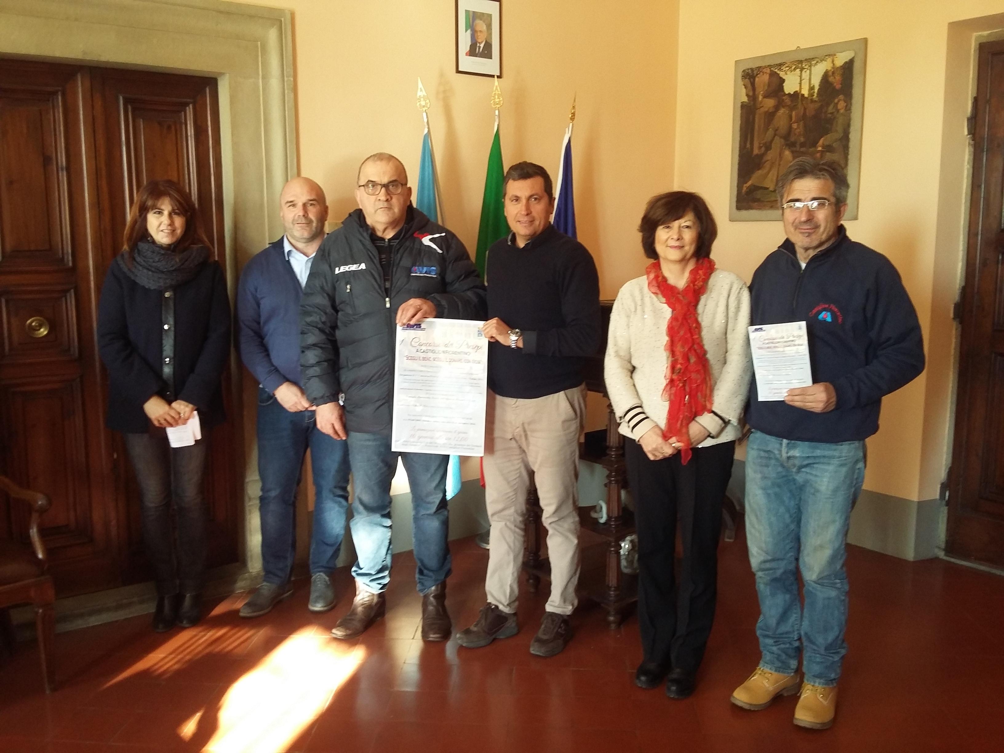 Concorso dei Presepi promosso dall'Avis a Castiglion Fiorentino