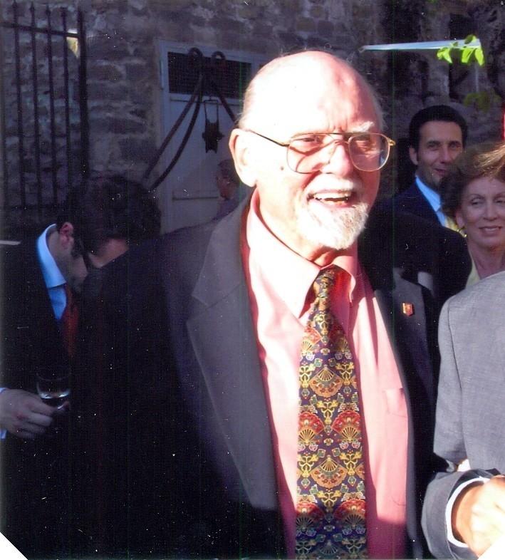 Cortona, morto Jack Kehoe, fondatore dei corsi dell'Università della Georgia