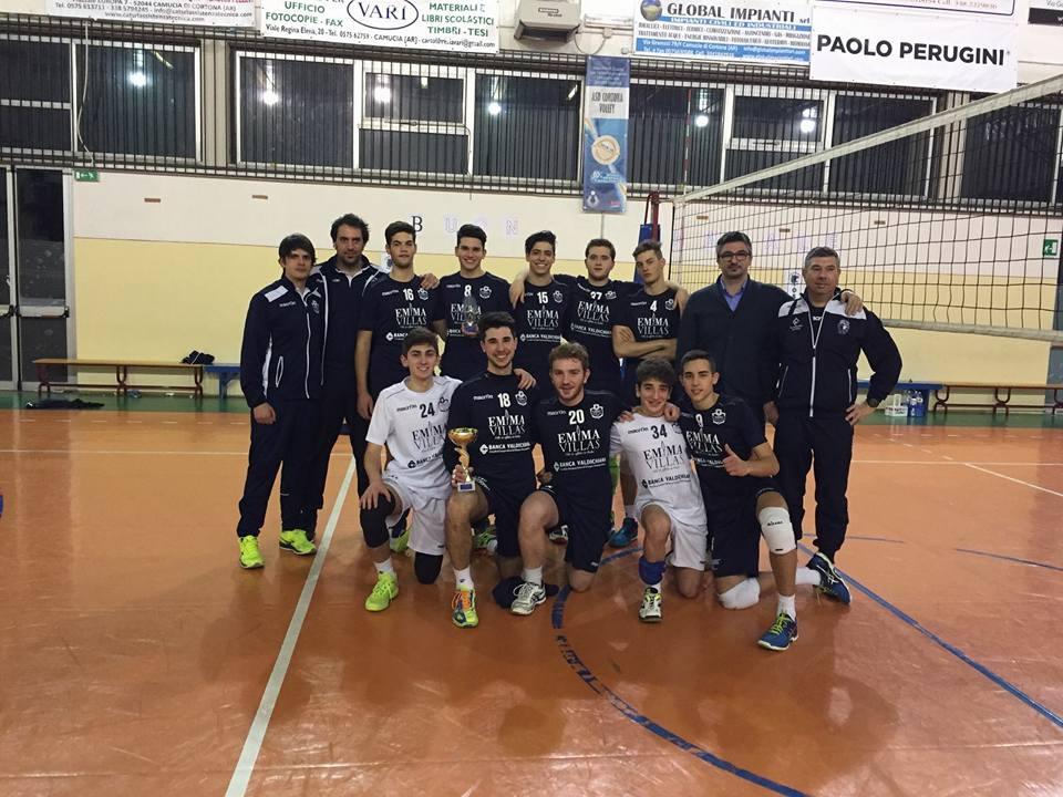 Grande spettacolo al torneo di Volley Under 18