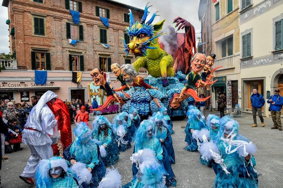 Dal 5 Febbraio via al Carnevale di Foiano