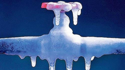 Gelo e contatori: i consigli di Nuove Acque