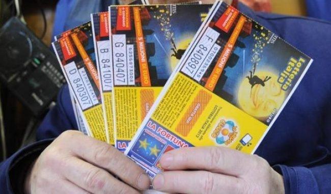 La fortuna bacia la Valdichiana, vinti 25mila euro con la Lotteria Italia