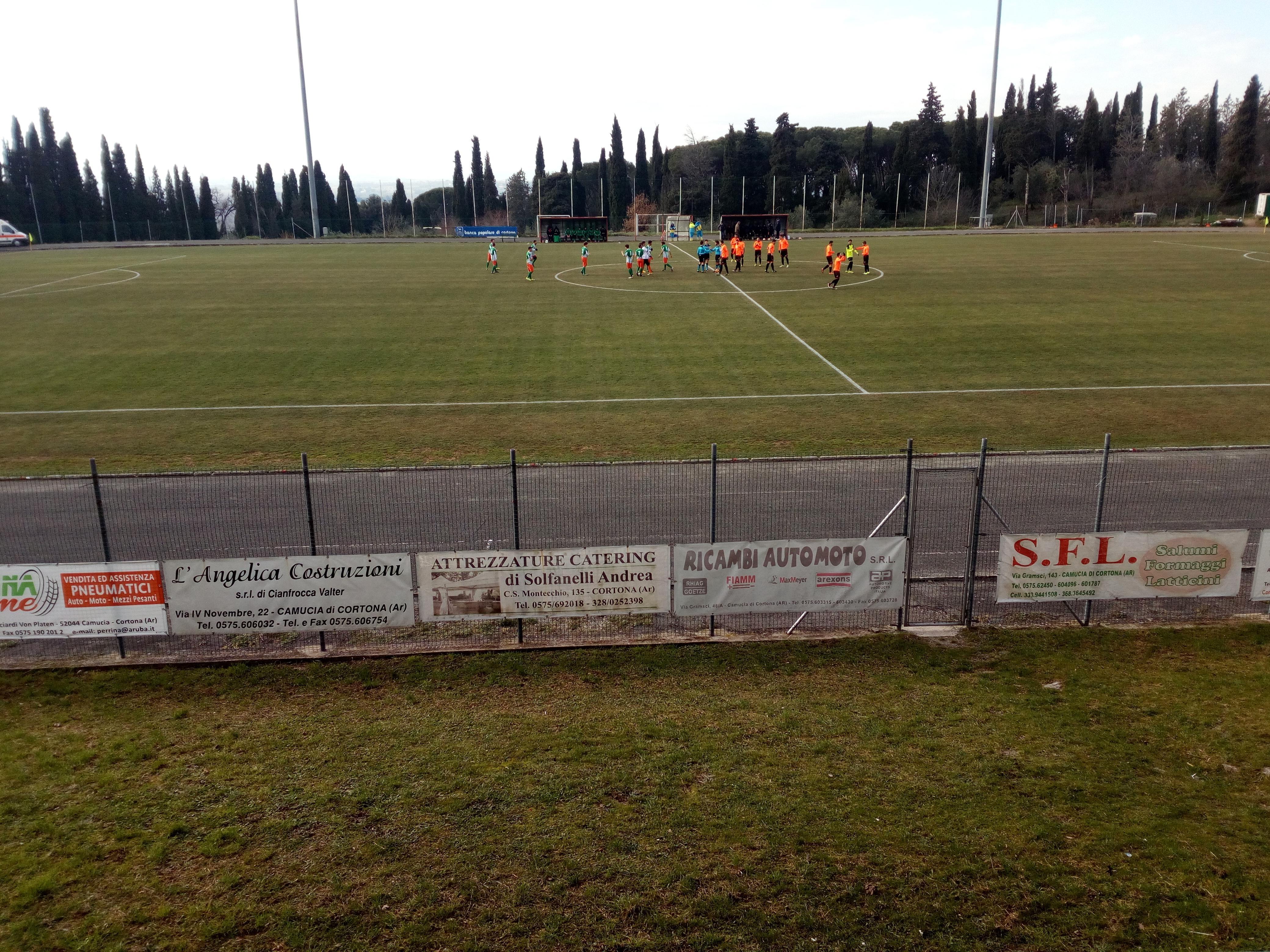Cronache arancioni (8): Pioggia di gol al Sante Tiezzi, vittoria preziosa per gli