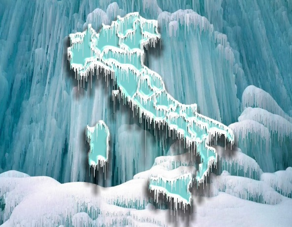 Meteo: grande gelo, ma poca neve nel weekend in Valdichiana
