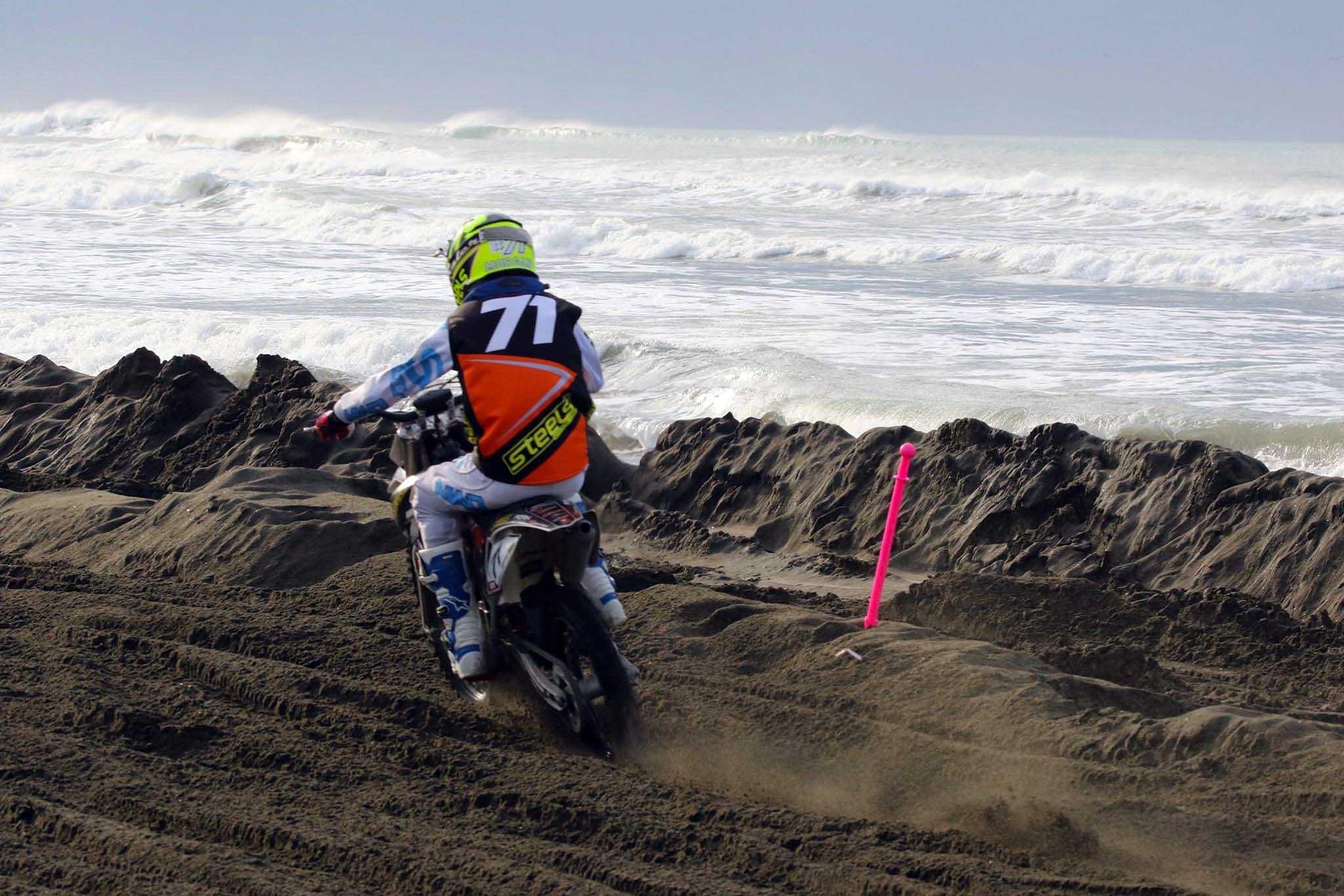 Steels Motocross quarta agli Internazionali d'Italia su sabbia