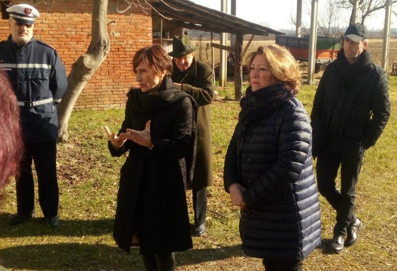 Il Prefetto di Arezzo in visita a Monte San Savino