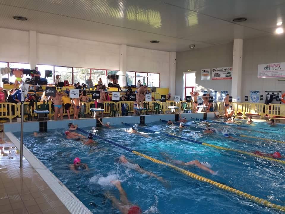 Trofeo Master alla piscina di Camucia: sport, passione e divertimento