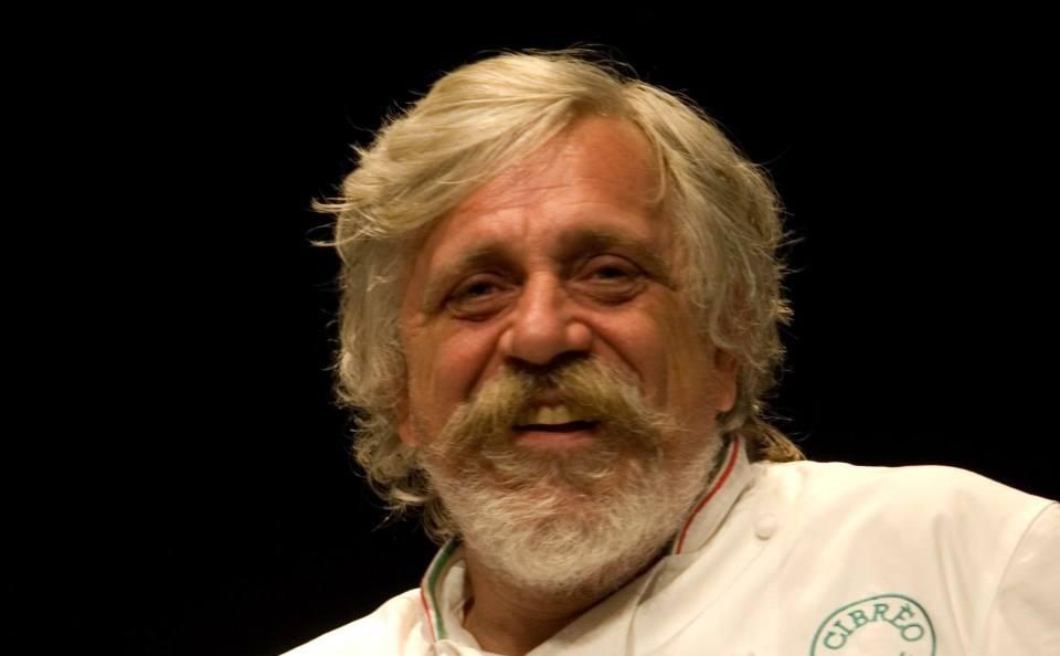 Lo Chef Fabio Picchi a Lucignano per una