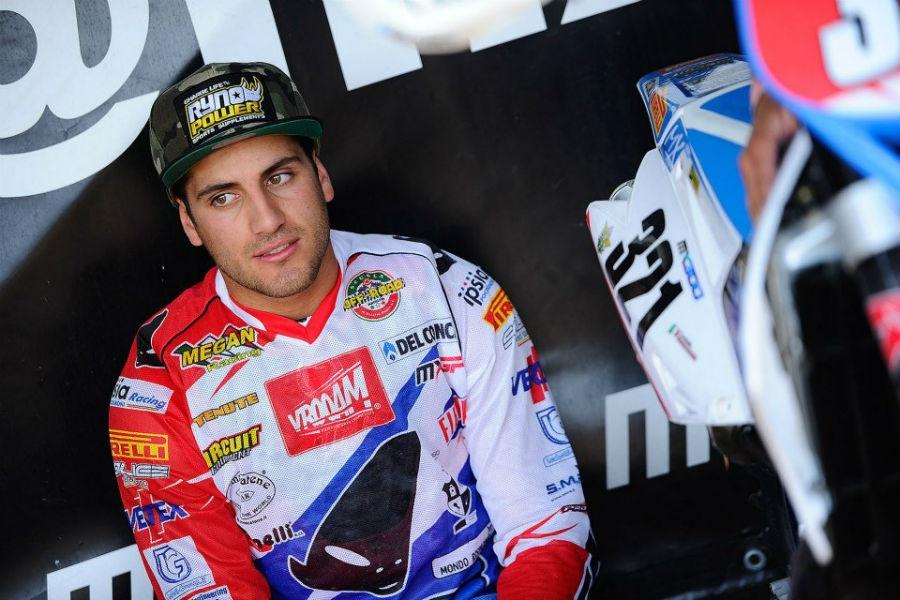 Motocross, Bernardini al via della nuova stagione: