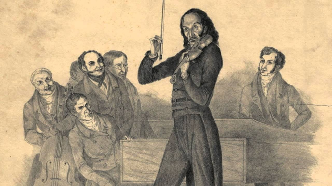 Paganini e la sua Genova