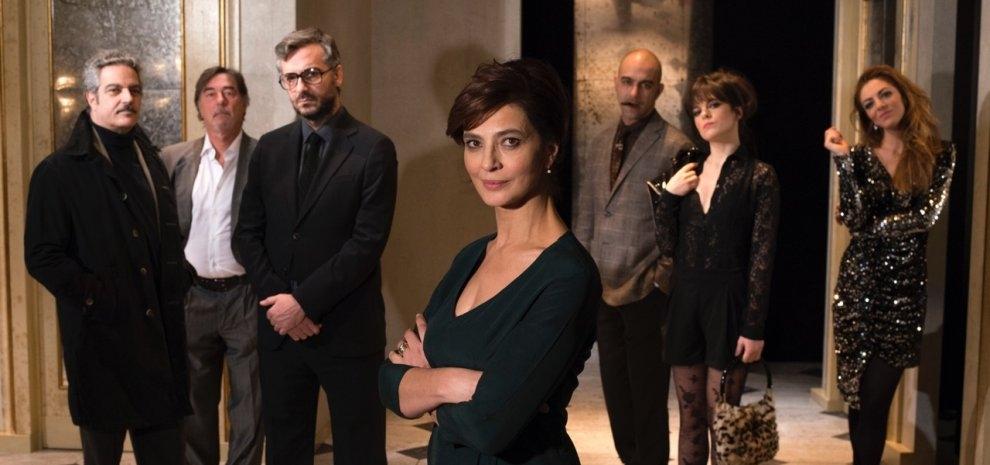 Laura Morante piace al pubblico dei 'Signorelli'