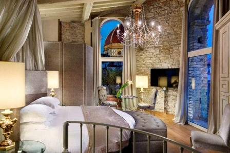 L'HOTEL BRUNELLESCHI NOMINATO AI LUXURY TRAVEL ADVISOR AWARDS OF EXCELLENCE 2016