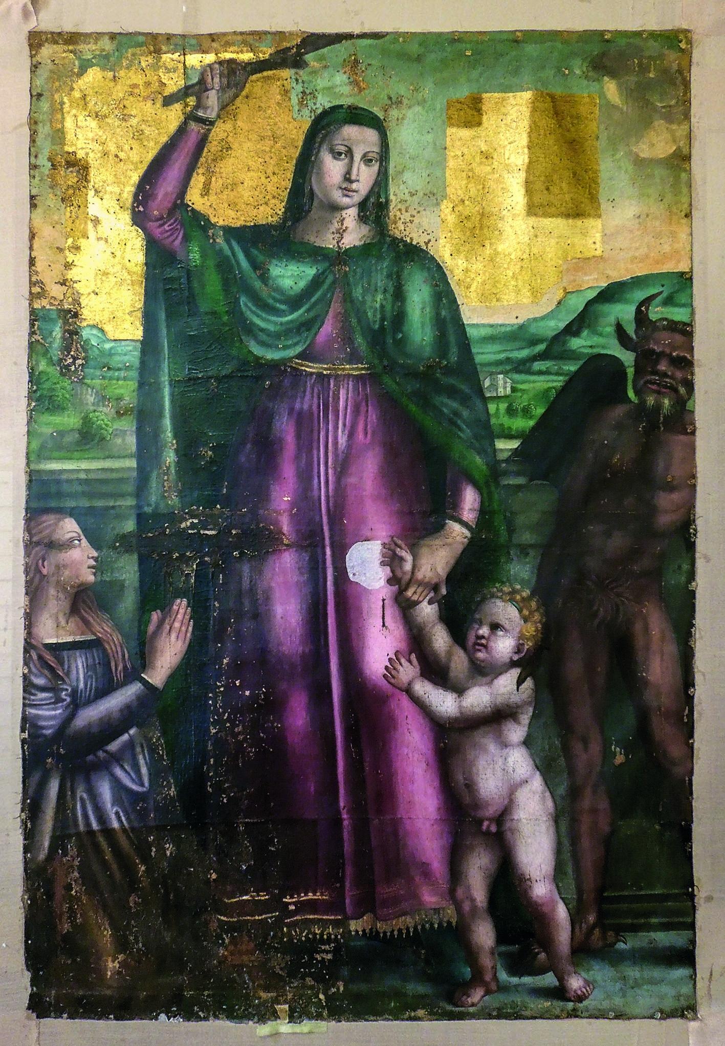 Una nuova mostra a Monte San Savino, protagonista Niccolò Soggi