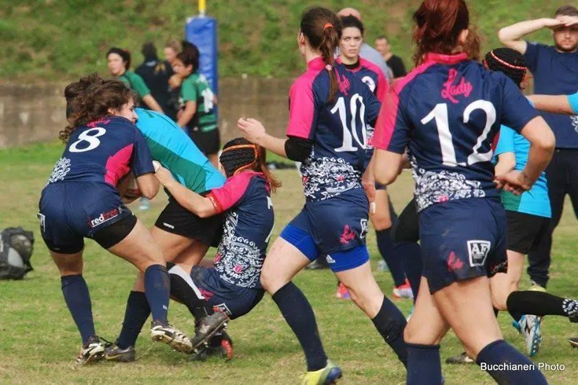 Rugby: le Donne Etrusche tornano alla vittoria e riconquistano il quarto posto