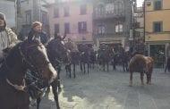 Allevatori, tradizione e... Santi. La benedizione degli animali a Cortona